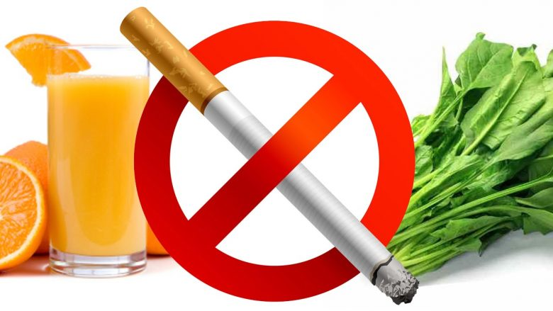 Assesi nuk mund ta lini duhanin? Epo, pra, pastroni organizmin nga nikotina me këta artikuj