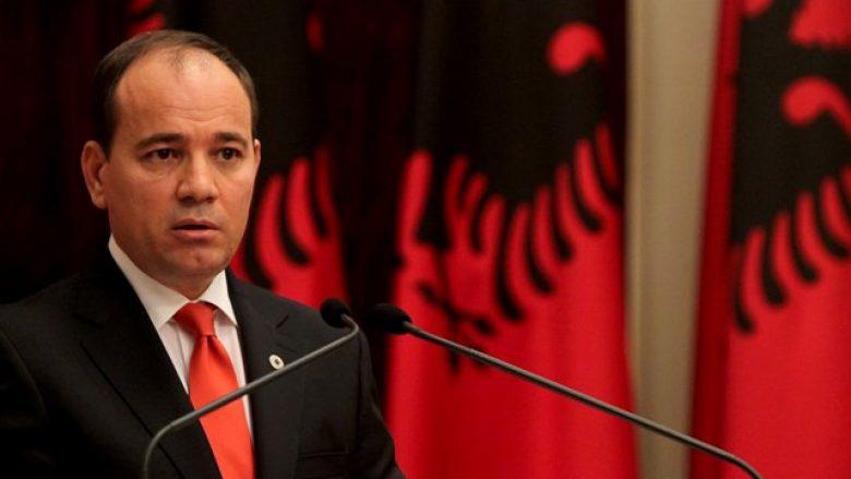 Nishani: Xhafaj i papërshtatshëm për të qenë Ministër i Brendshëm