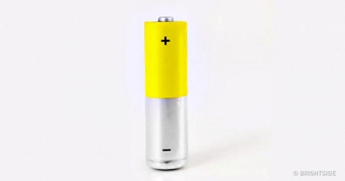 Truk i mahnitshëm: Si t'i dalloni bateritë e mbushura nga ato të harxhuarat? (Video)