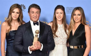 Këto bukuroshe janë vajzat e Stallones, ato tria janë 'Miss Golden Globe' (Foto)
