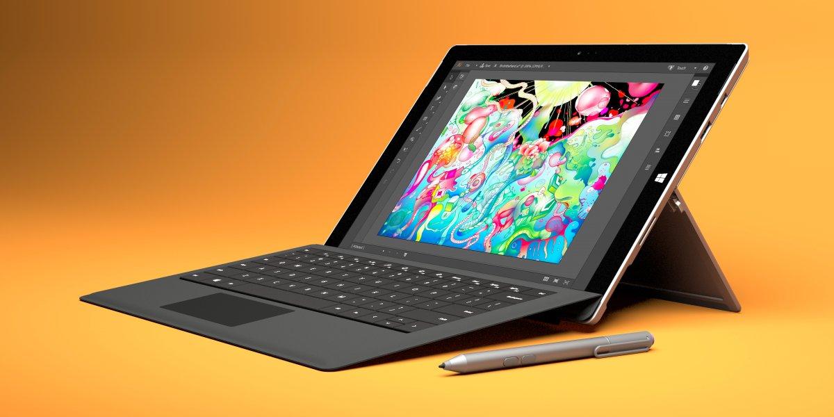 Një version i ri i Surface Pro të Microsoftit