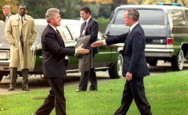 Takimet e para mes presidentëve të zgjedhur dhe atyre në largim në SHBA, ndër vite (Foto)