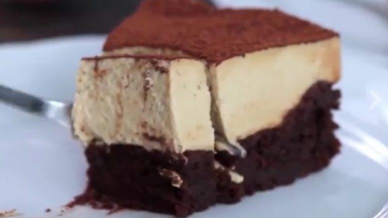 Ëmbëlsirë me tre veprime: Çokollatë e cila nuk mund të refuzohet!