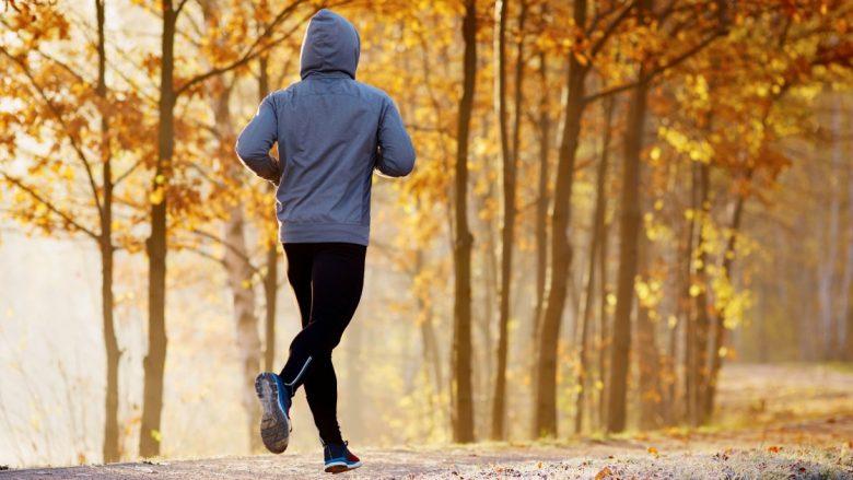 Për çdo orë që vraponi, ju mund të jetoni shtatë orë më shumë