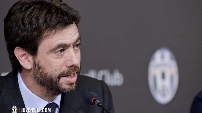 Foto LaPresse - Daniele Badolato 23/10/2015 Torino ( Italia ) Sport Calcio ESCLUSIVA JUVENTUS Assemblea ordinaria degli Azionisti Juventus , conferenza stampa Nella foto: Andrea Agnelli  Photo LaPresse - Daniele Badolato 23 October 2015 Turin ( Italy ) Sport Soccer Juventus shareholders assembly , press conference In the pic: Andrea Agnelli