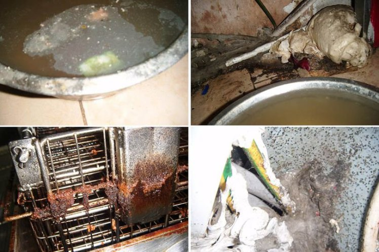 Hygiene inspectors were called to visit a takeaway when a customer complained they had seen a rat running across the counter.nThe owner of a filthy, rat-infested Salford takeaway littered with rotting food has been hit with a bill of nearly £3,000 credit: Manchester Evening News after being hauled before the courts.nEnvironmental health officers were called to Central takeaway on Cromwell Road in Charlestown after a customer complained they had seen a rat running across the counter.nnCAPTION Cenral takeaway