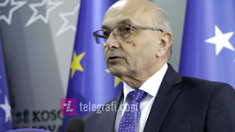 Mustafa: FMN i dhuroi 100 milionë euro, falë menaxhimit shembullor të financave nga Qeveria e Kosovës