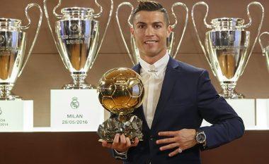 CR7 apo futbollisti më i mirë evropian në histori?