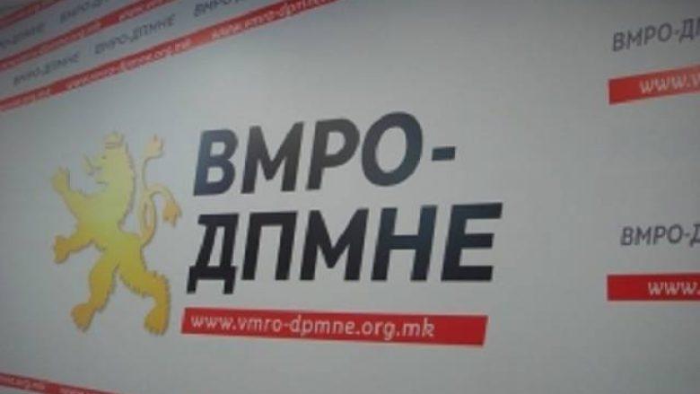 Misajllovski, Jançev dhe Nikolloski janë nënkryetarët e rinj të OBRM-PDUKM-së