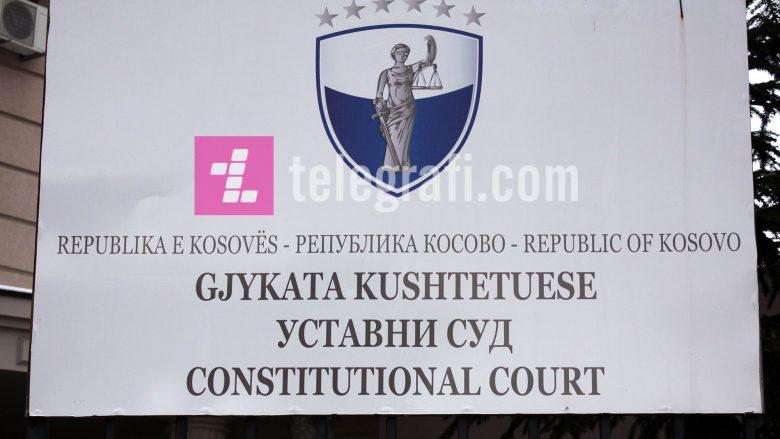 Sot pritet të zgjidhen gjyqtarët e Kushtetueses