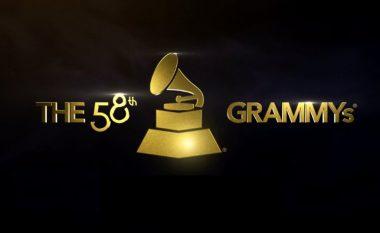 """Shpallen nominimet për """"Grammy Awards 2017"""", këta janë artistët më të nominuar (Foto)"""