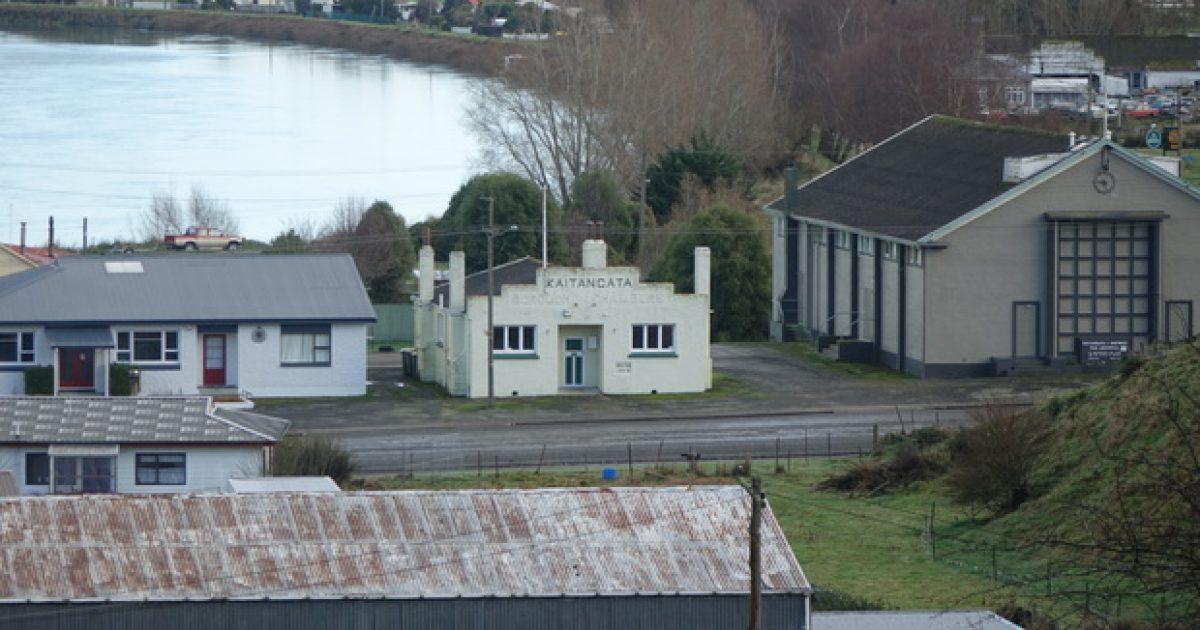 поселок каитангата новая зеландия фото часто