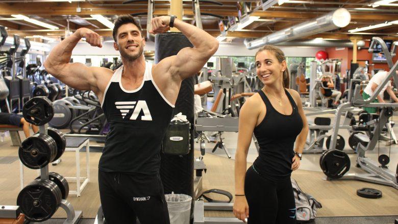 """Si t'i bëni bicepset më të fortë: Teknika """"21s"""" për masë më të madhe muskujsh (Video)"""