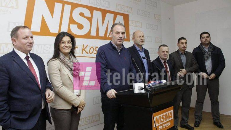 Këta janë kandidatët e Nismës për deputet