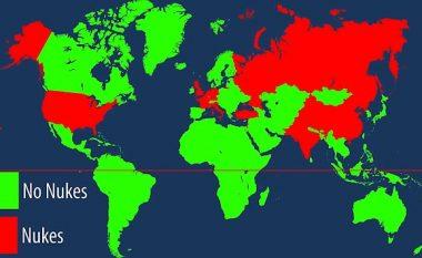 """Bota """"vlon"""" nga bombat atomike: Mësoni se sa larg jush gjendet arma e shkatërrimit masiv! (Foto/Video)"""