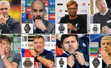 Nga 40 deri në 45 mijë funte, këto janë çmimet e orëve të të gjithë trajnerëve të Ligës Premier (Foto)