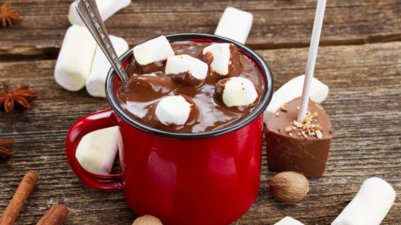 Receta tradicionale për çokollatë të ngrohtë!