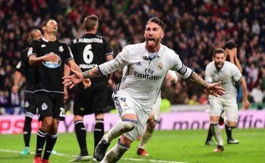 Ramos tregon sekretin e golave të vonshëm