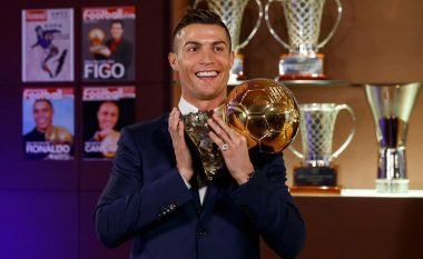 Del Bosque: Ronaldo, futbollisti më i mirë i Realit ndonjëherë