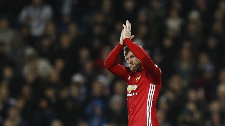 Mourinho pranon se situata e Rooneyt është e vështirë