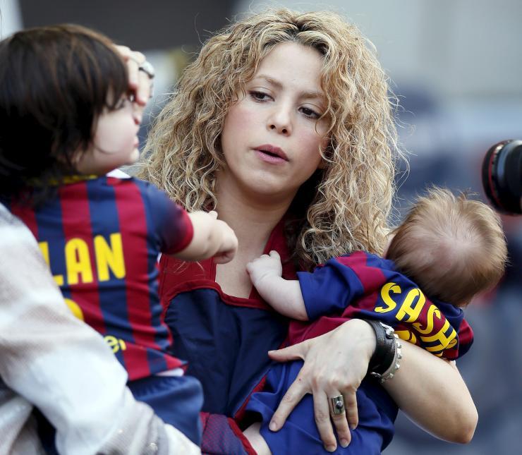 Barcelona: Shakira