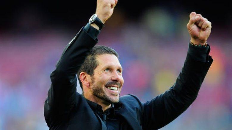 Simeone aludon në qëndrim te Atletico: Mëkat që s'mund të klonoj Godinin dhe Gabin