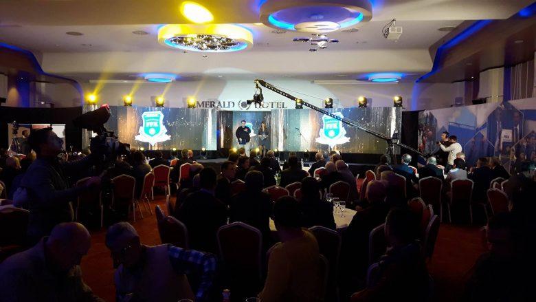 FFK zgjedh formacionin e vitit në Superligën e Kosovës