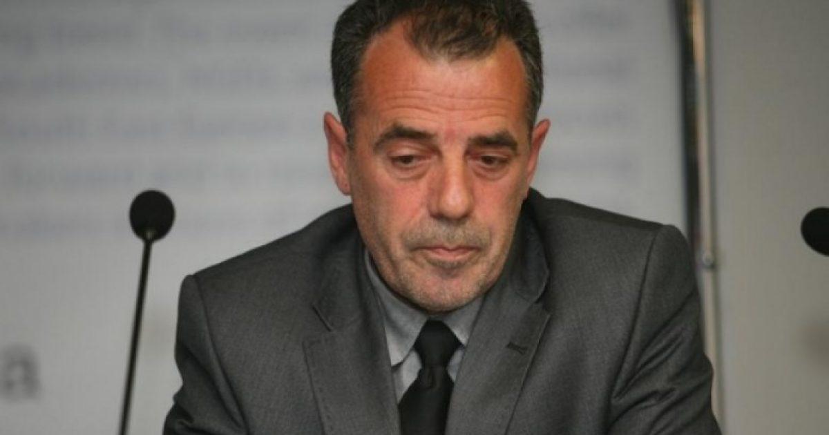 Matoshi i kërkon falje gazetarit Krasniqi