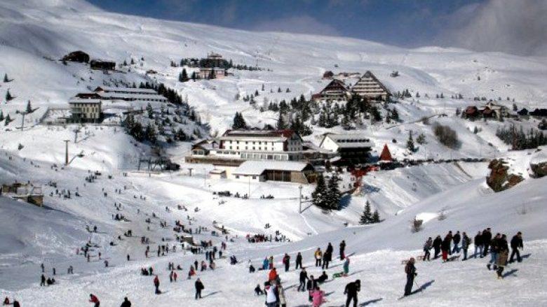 Kthehen reshjet e borës në Kodrën e Diellit