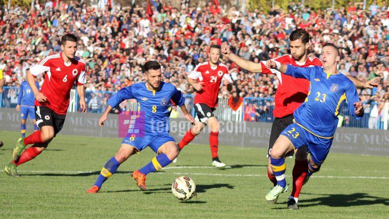 Kosova dhe Shqipëria humbin pozicione në renditjen e FIFA-s (Foto)