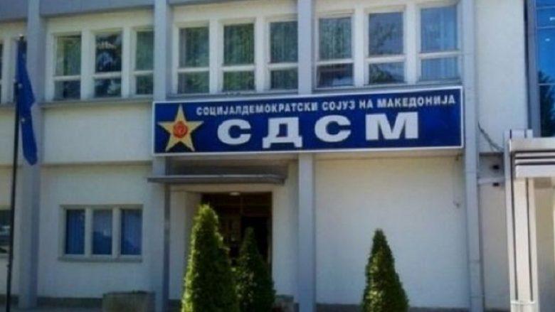 LSDM: Pas gjitha bllokimeve në Kuvend qëndron Nikolla Gruevski