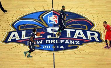 Mësohen basketbollistët titullar në 'NBA All-Star'