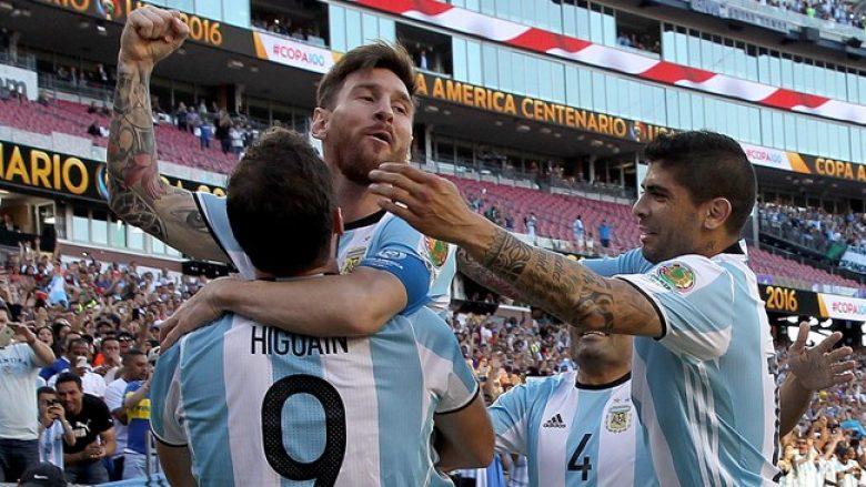 Argjentina publikon listë, Sampioli fton Icardin, por jo Agueron