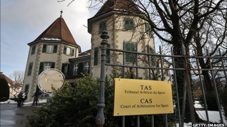 Zyrtare: CAS lë në fuqi vendimin e UEFA-s, Skënderbeu 10 vite jashtë garave evropiane