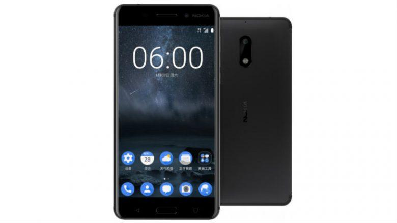 Nokia 6 në treg prej 18 janarit, kushton 245 dollarë