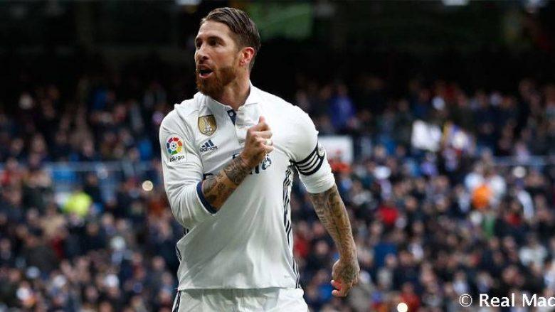 Real Madridi i ofron zgjatje të kontratës Ramosit