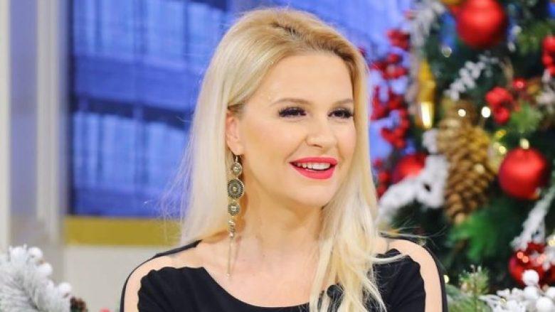Aktorja Egla Ceno lë pa fjalë Rudinën, i vjen zbathur në emision!
