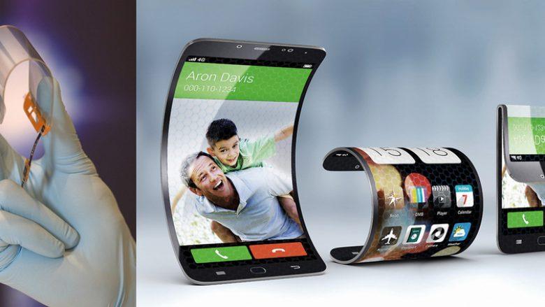 Telefoni i Samsung me ekranin që palohet – në pjesën e dytë të vitit!