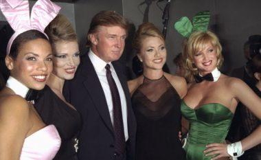 """Edhe një """"rekord"""": Trump është presidenti i parë amerikan që ka luajtur në një video pornografike (Foto)"""