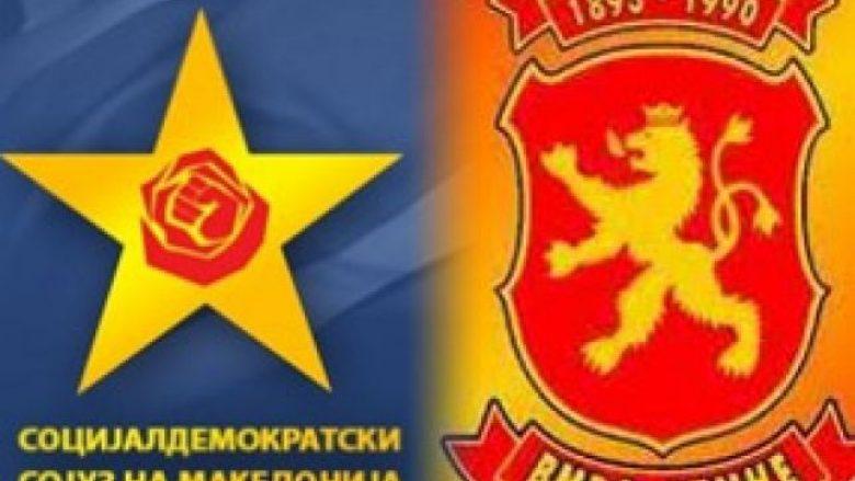 OBRM-PDUKM: Në Maqedoni nuk ka drejtësi me LSDM-në në pushtet