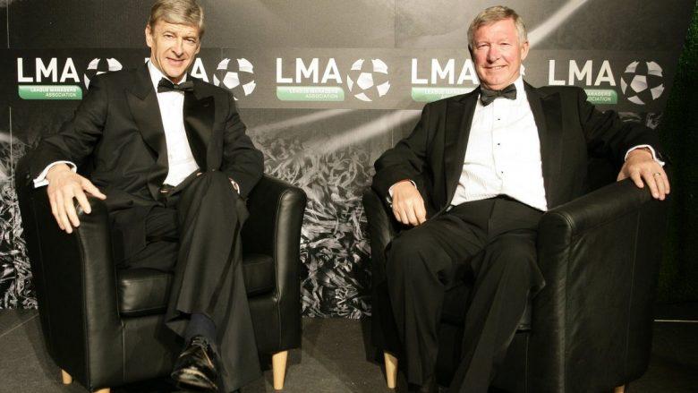 Arsene Wenger tregon arsyen pse refuzoi ta drejtojë Manchester Unitedin
