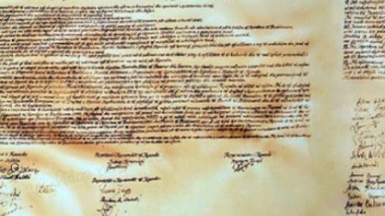 Deklarata e Pavarësisë së Kosovës më 17 Shkurt 2008