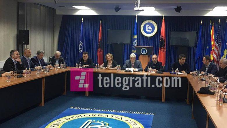 """BDI kërkon hetim ndërkombëtar për gjykimin e """"Grupit të Kumanovës"""""""