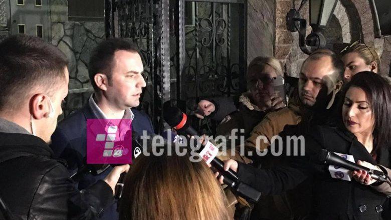 """""""Gruevski dhe Zaev janë duke u takuar dhe kjo neve nuk na pengon"""""""