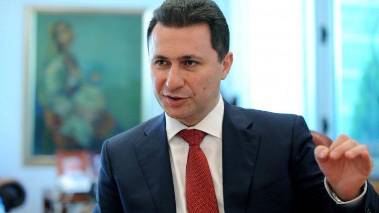 Gruevski: Nuk jemi kundër shqiptarëve (Video)