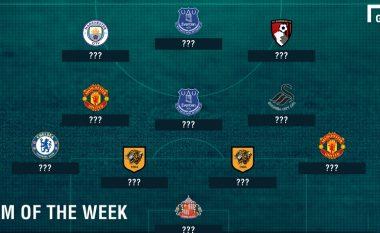 Formacioni i javës së 24 në Ligën Premier (Foto)