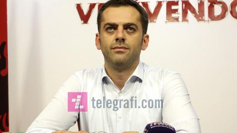 Çaushi, kandidat i VV-së për kryetar të Gjakovës