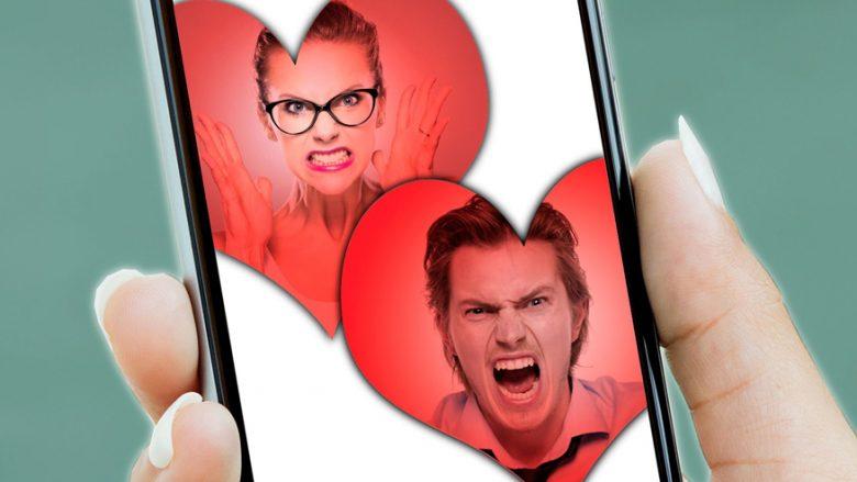 Aplikacioni që i bashkon çiftet duke u bazuar në gjërat që i urrejnë