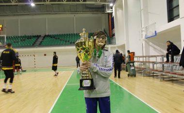 Prishtina ka fituesen më të re në histori të Kupës së Kosovës në basketboll