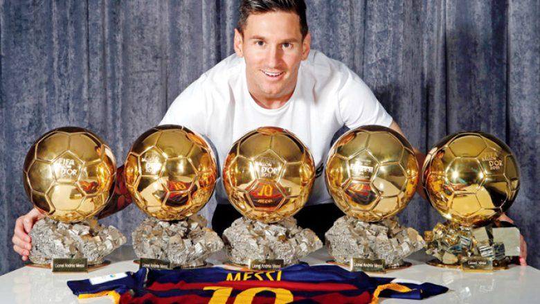 """""""Messi është më i madh se Barcelona"""""""